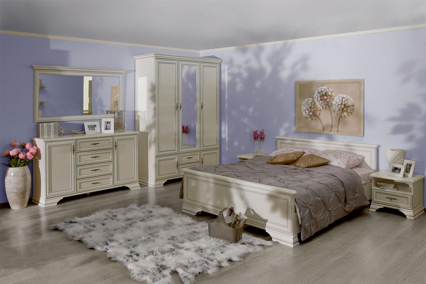 Spálňa Idento