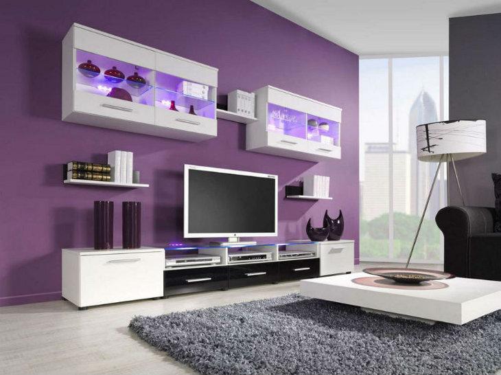Obývačka Cama
