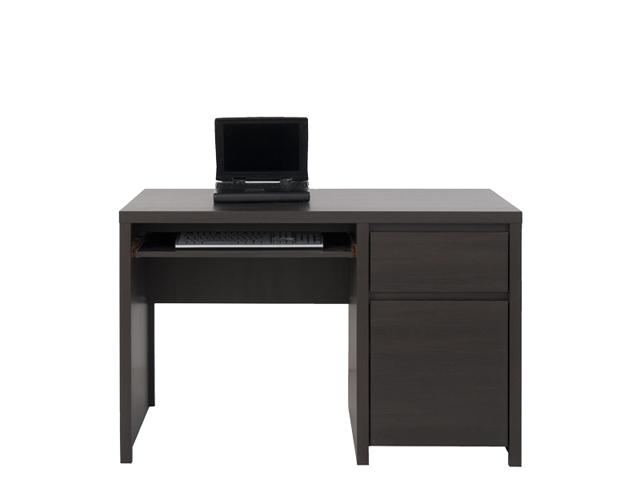 Stôl Kaspian BIU1D1S/120 Wenge/Wenge