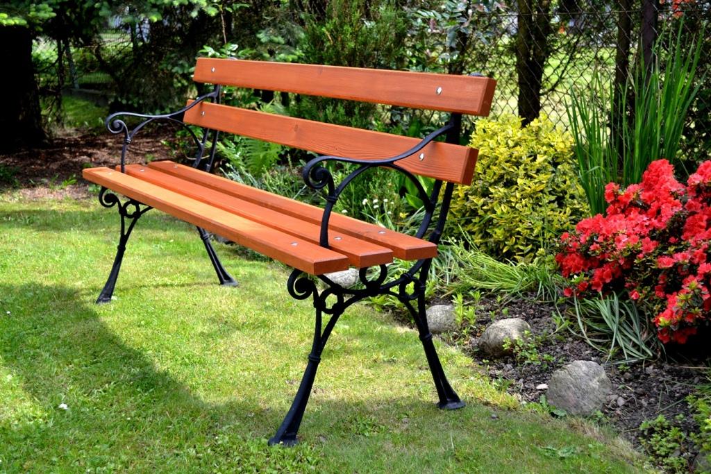 Parková lavička Aďa 150cm