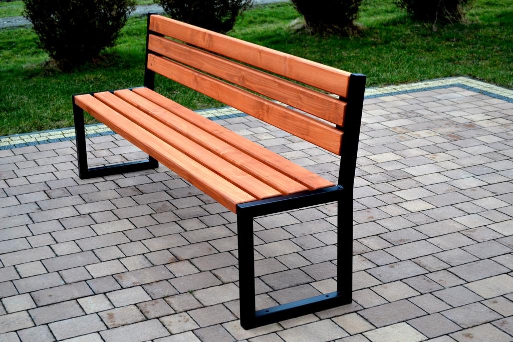 Parková lavička Annka 180cm H4