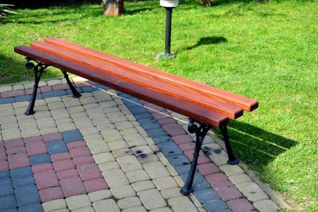 Parková lavička Janka 150cm H4