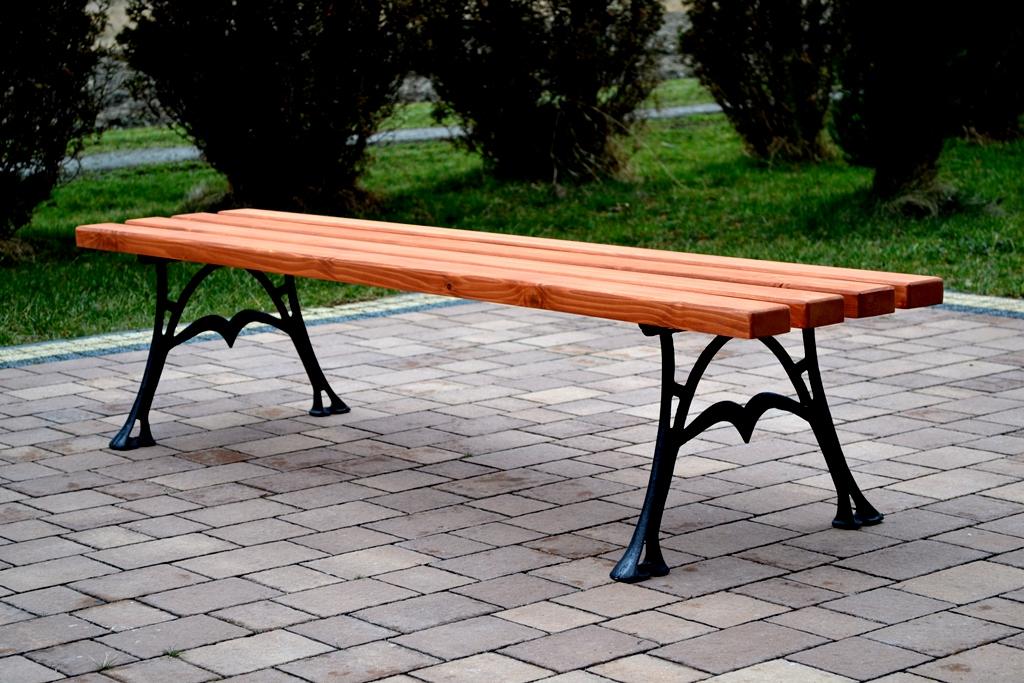 Parková lavička Majka 150cm H4