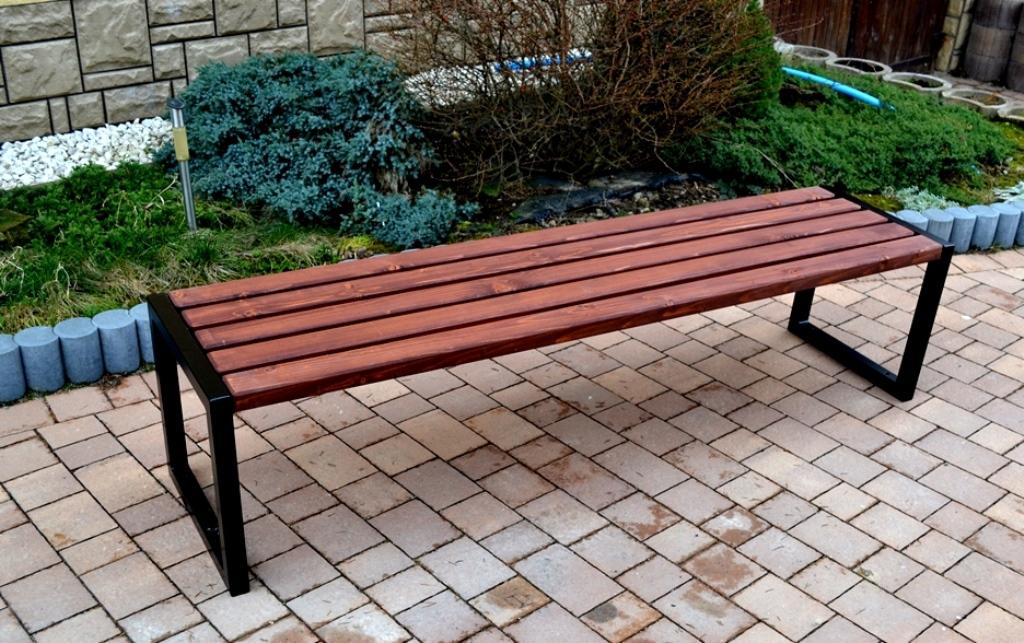 Parková lavička Olívia 180cm H4
