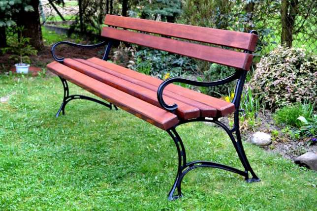 Parková lavička Pola 180cm
