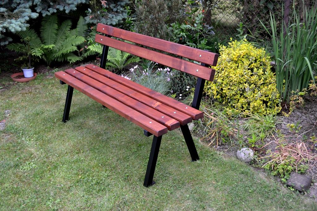 Parková lavička Stanko 180 cm