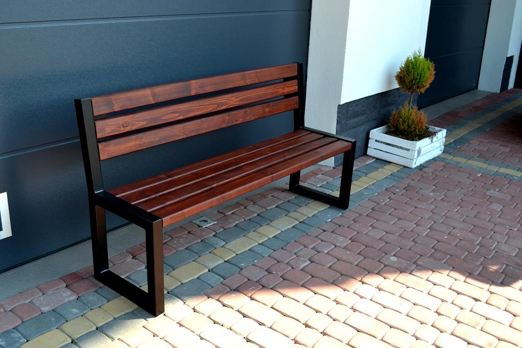 Parková lavička EXTRA 180cm