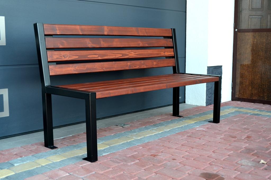 Parková lavička LUX 150cm