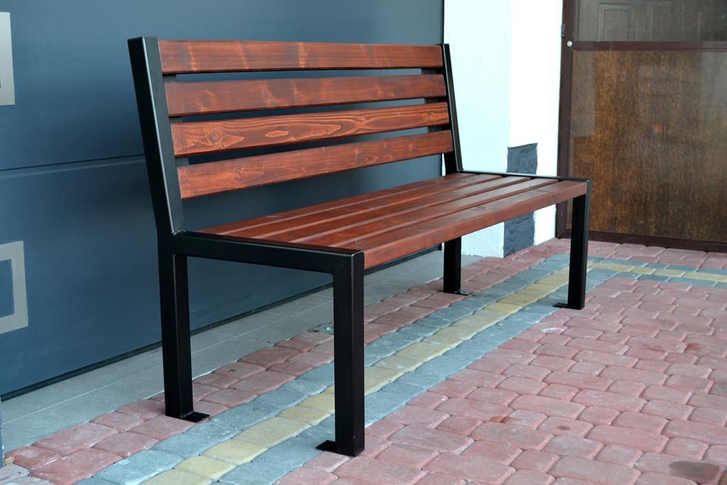 Parková lavička LUX 180cm
