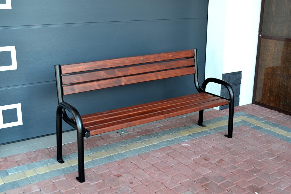 Parková lavička MONA 150cm