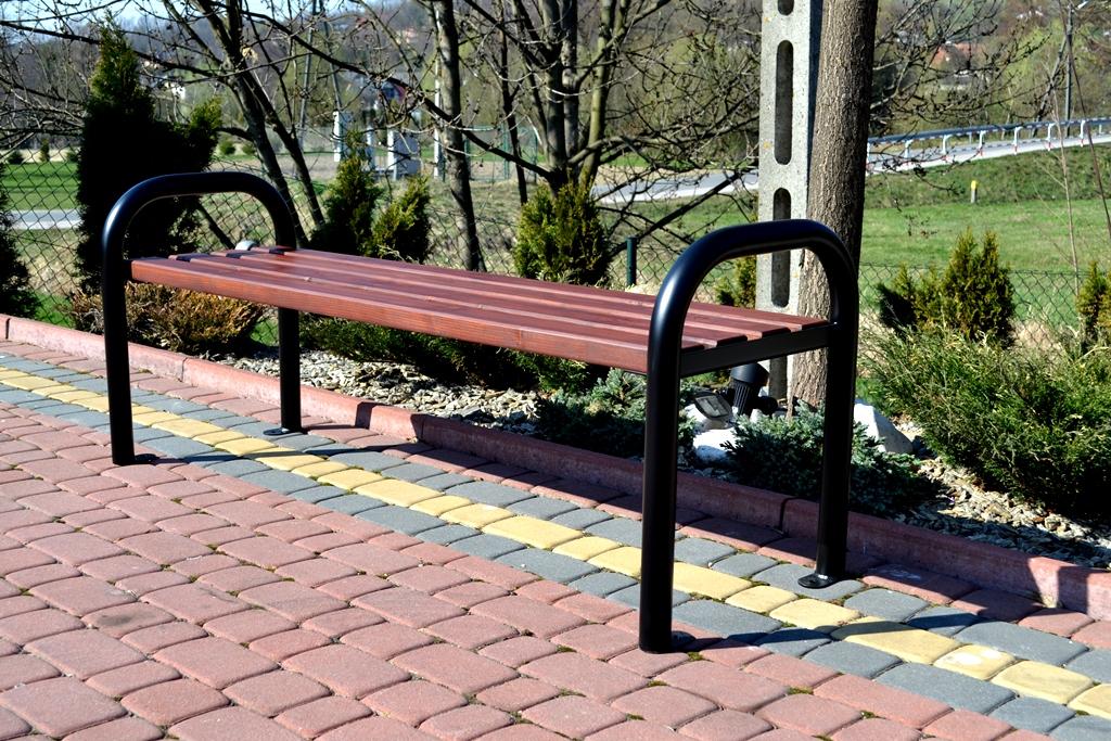 Parková lavička SABA 150cm