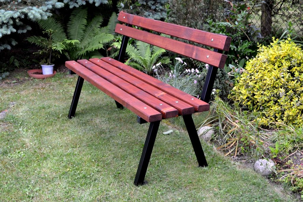 Parková lavička Stanko 150 cm