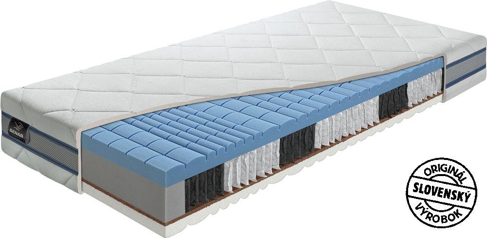 Matrac Benab Platinum Ortopedic S1000+ 80x200 cm