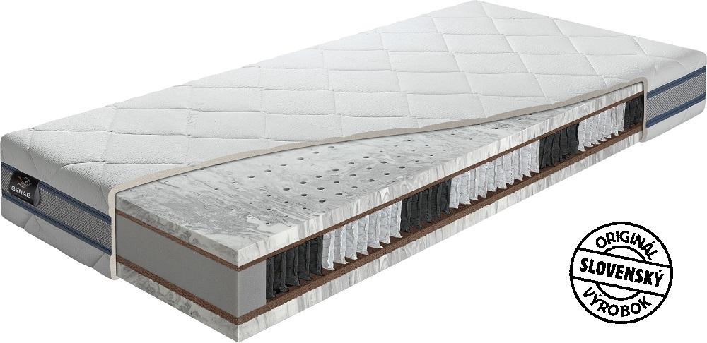 Matrac Benab Platinum Pantera COCO S1000 140x200 cm